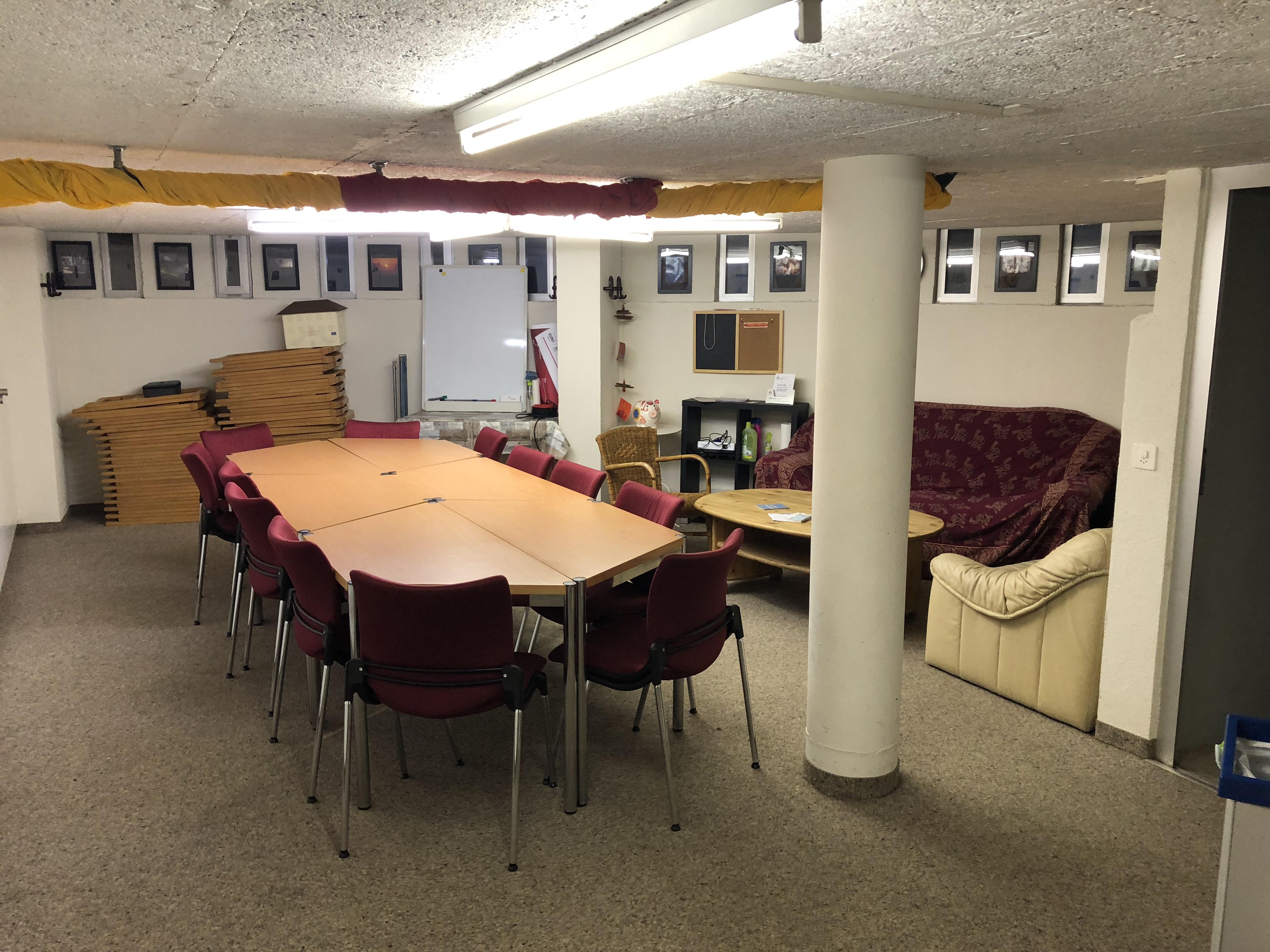 Salles en location la maison des associations